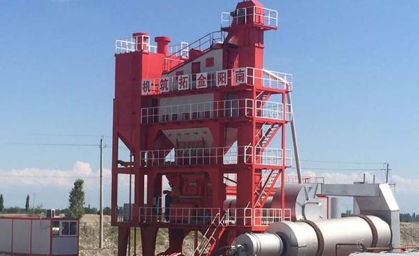 LQB3000型沥青混合料搅拌设备