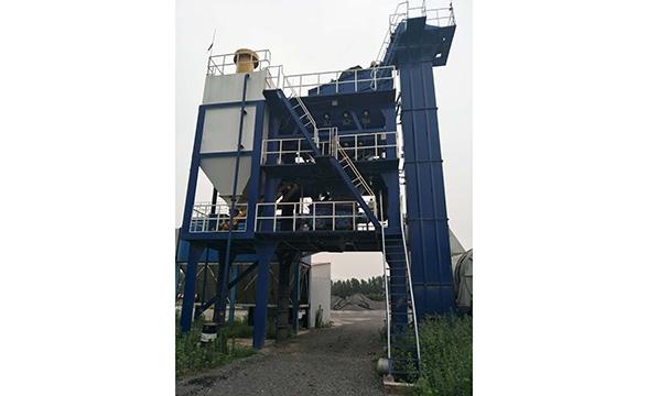 LQB2000强制式沥青混合料搅拌设备
