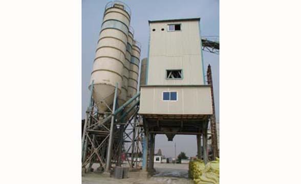 HZS150型水泥混合料搅拌设备