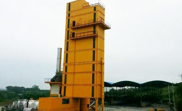 黑河LQB5000强制式沥青混合料搅拌设备